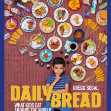 What kids eat around the world in Gregg Segal's DAILY BREAD