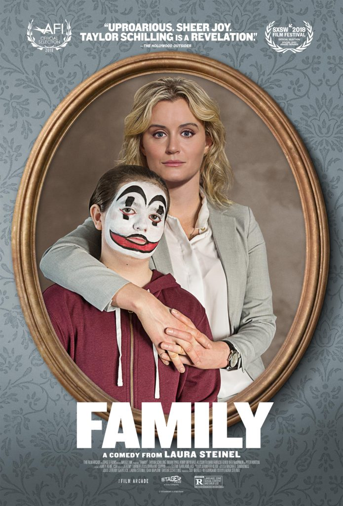 FAMILY Starring Taylor Schilling