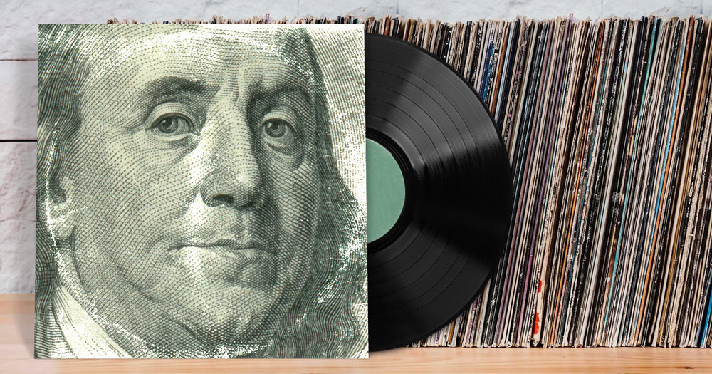100 All-Time Most Expensive Records Bought in the USA