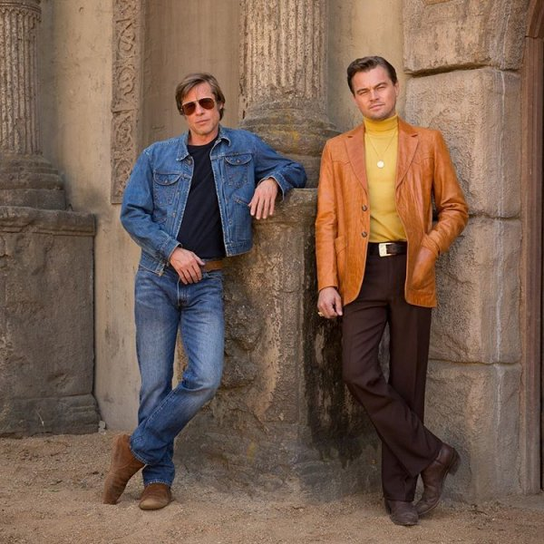 Leonardo DiCaprio Stars In Once Upon a Time in Hollywood Movie