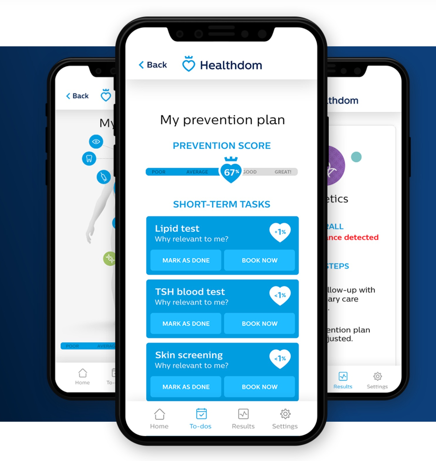 Healthdom Launches App