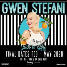 "GWEN STEFANI JUST A GIRL"" AT PLANET HOLLYWOOD RESORT & CASINO"