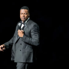 Chris Tucker Announces His Return to the Encore Theater in January 2020