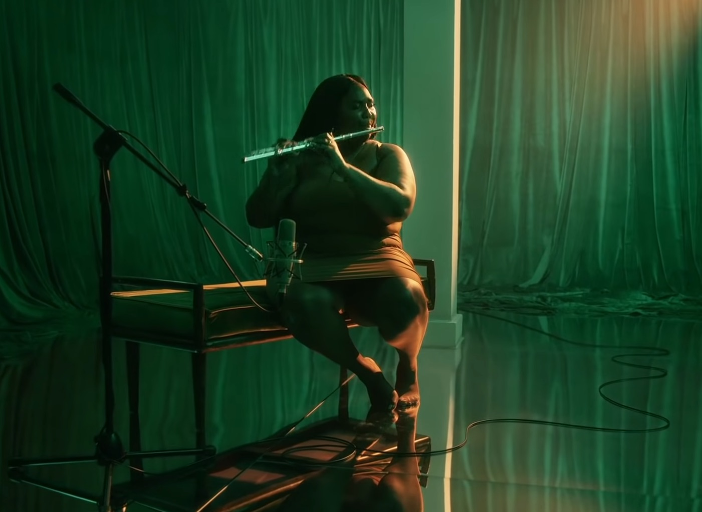 Dolby Launches Dolby Atmos Music, Lizzo shares with her fans the news