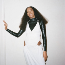 Solange Debuts Bridge-s at Getty Center Museum