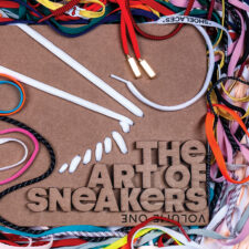 The Art of Sneakers by Ivan Dudyns