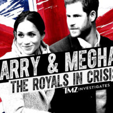 HARRY & MEGHAN, THE ROYALS IN CRISIS