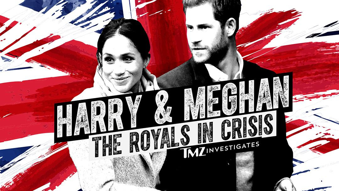"HARRY & MEGHAN, THE ROYALS IN CRISIS"" to Air Wed, Jan. 29, on FOX"