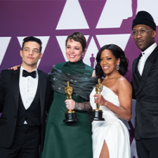 92ND OSCARS ANNOUNCE FIRST SLATE OF PRESENTERS
