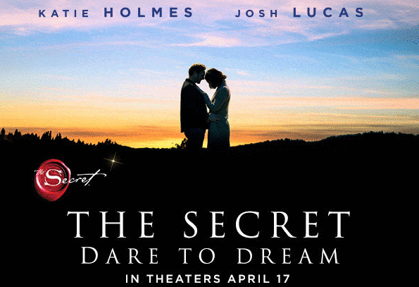 THE SECRET: DARE TO DREAM Official Trailer