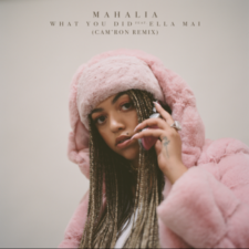"""Mahalia, Cam'ron, Ella Mai """"WHAT YOU DID"""""""