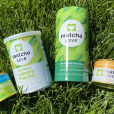Matcha Love Just Right For Your Body!