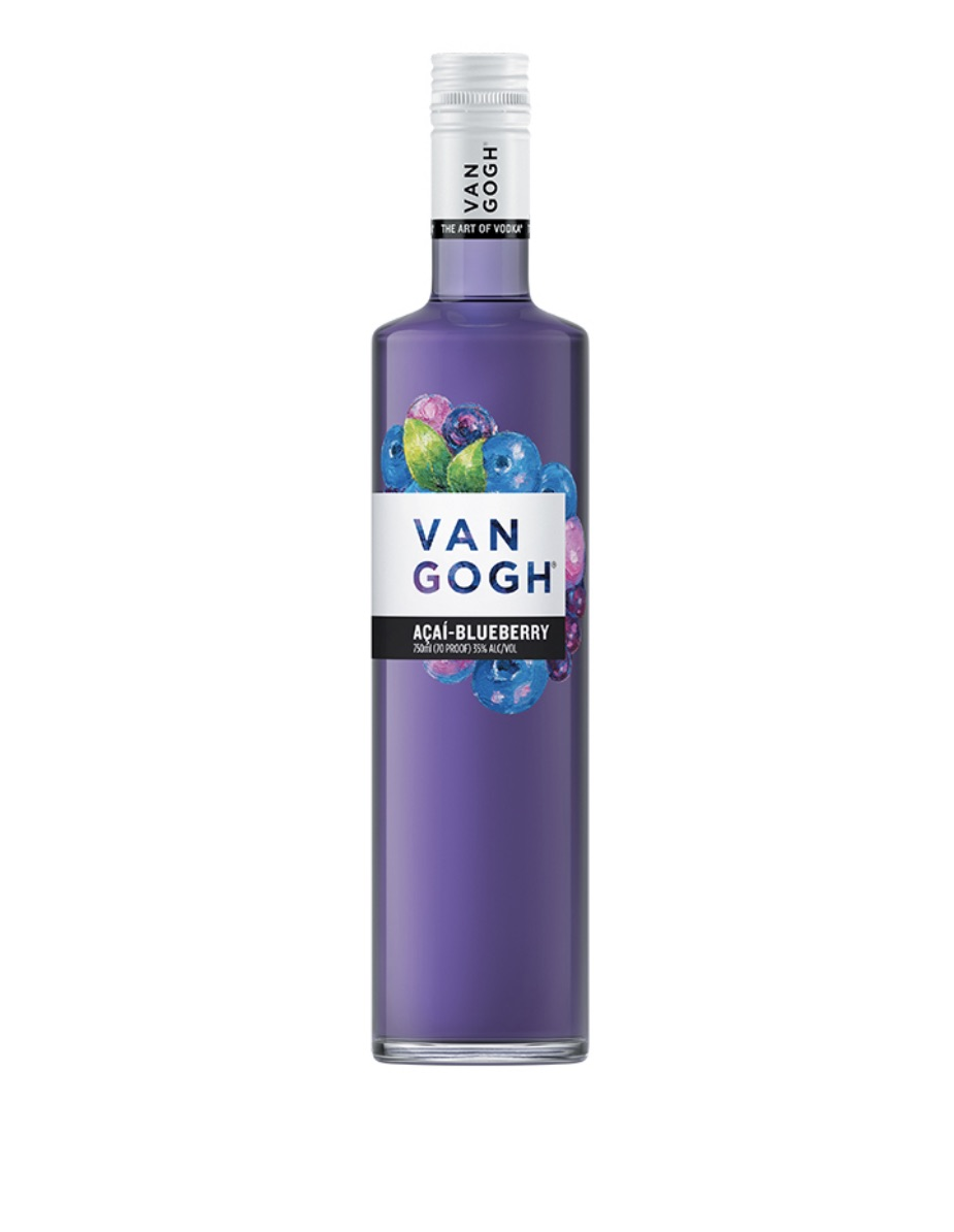Van Gogh Double Espresso & Açaí-Blueberry Vodka