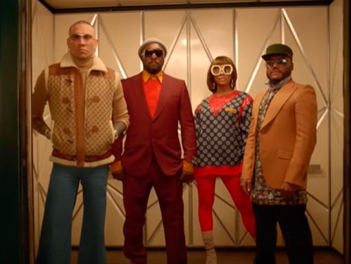 "BLACK EYED PEAS DROP NEW SINGLE & VIDEO ""MAMACITA"""