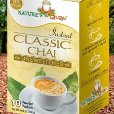 Cardamom Chai Tea To Go By Nature's Guru