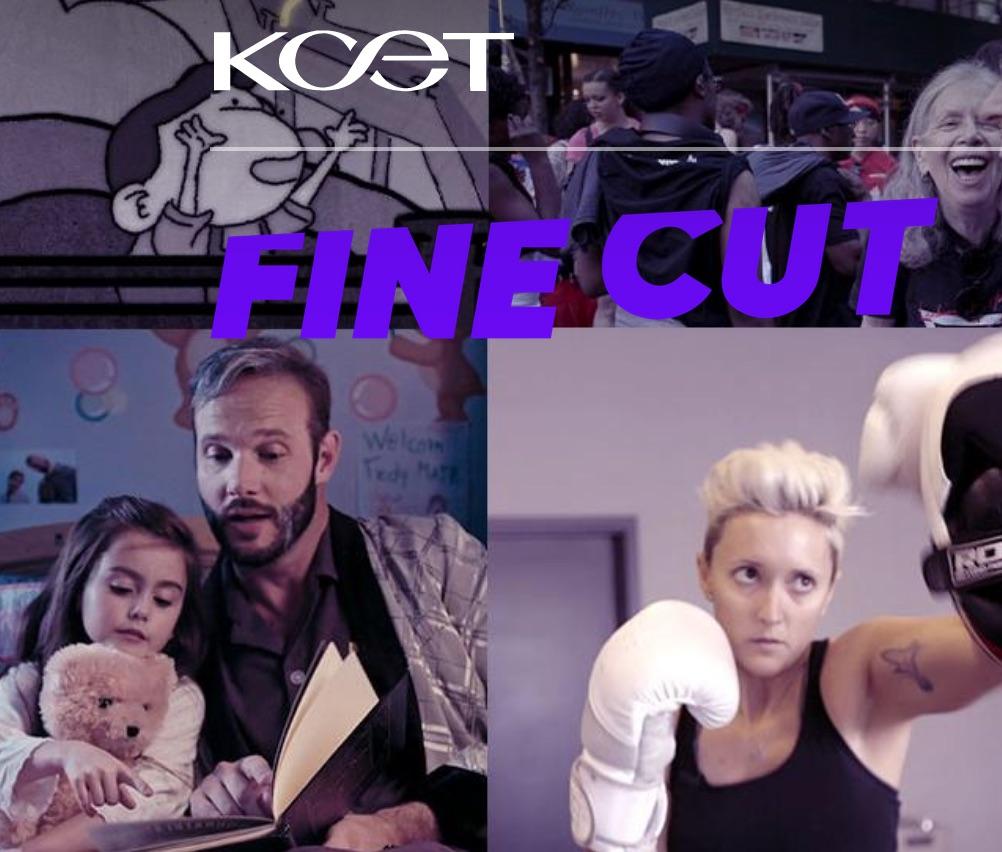 kcet fine cut film festival