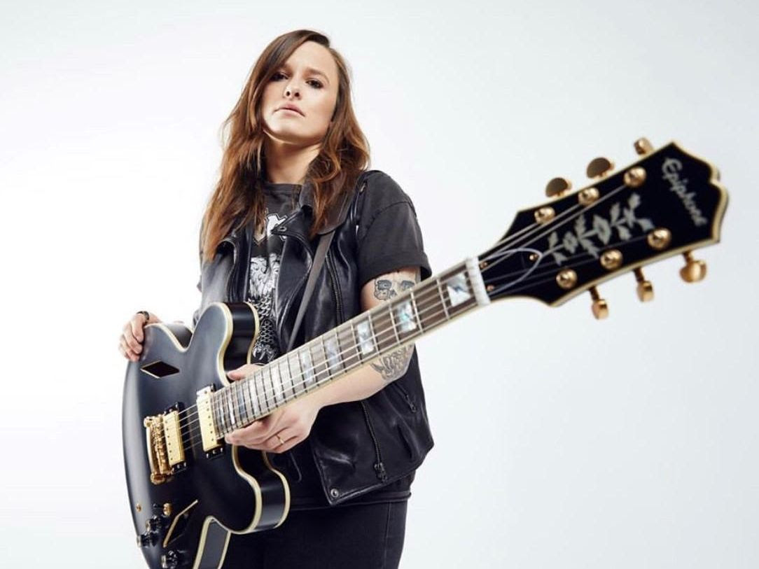 New Livestream Series Streaming Now With Guitarist Emily Wolfe