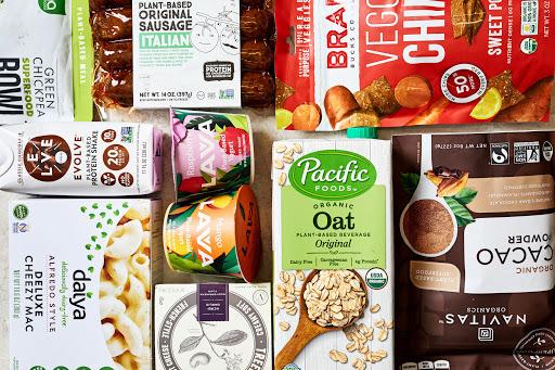 Vegan Food 2020