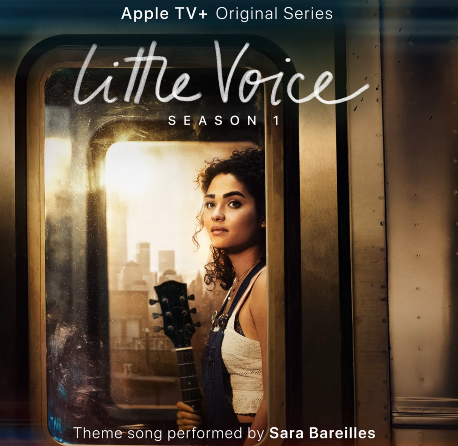 "Sara Bareilles releases ""Little Voice"