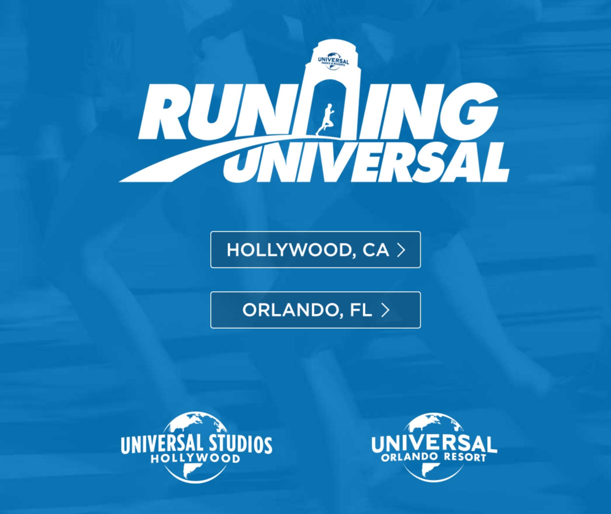 running hollywood