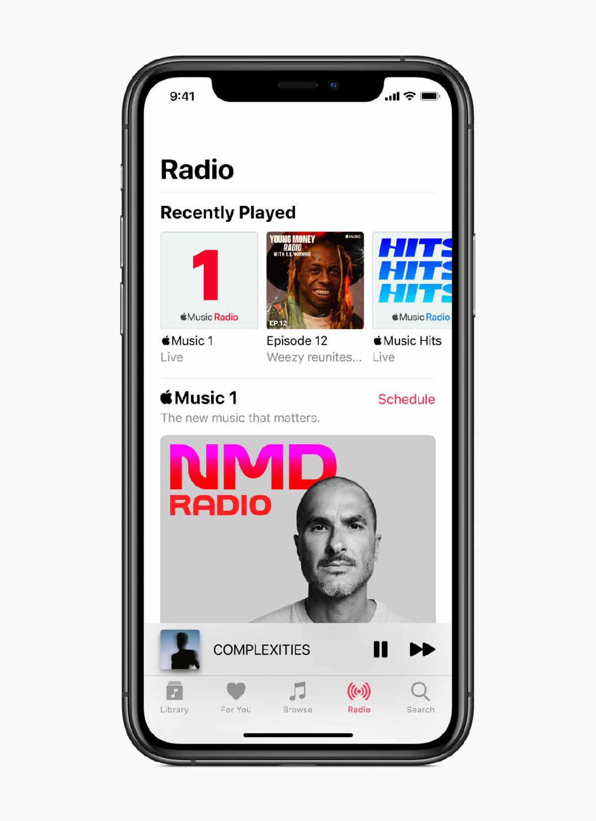 Apple Announces Apple Music Radio