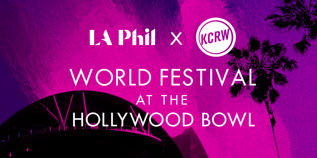 The Los Angeles Philharmonic Association and KCRW