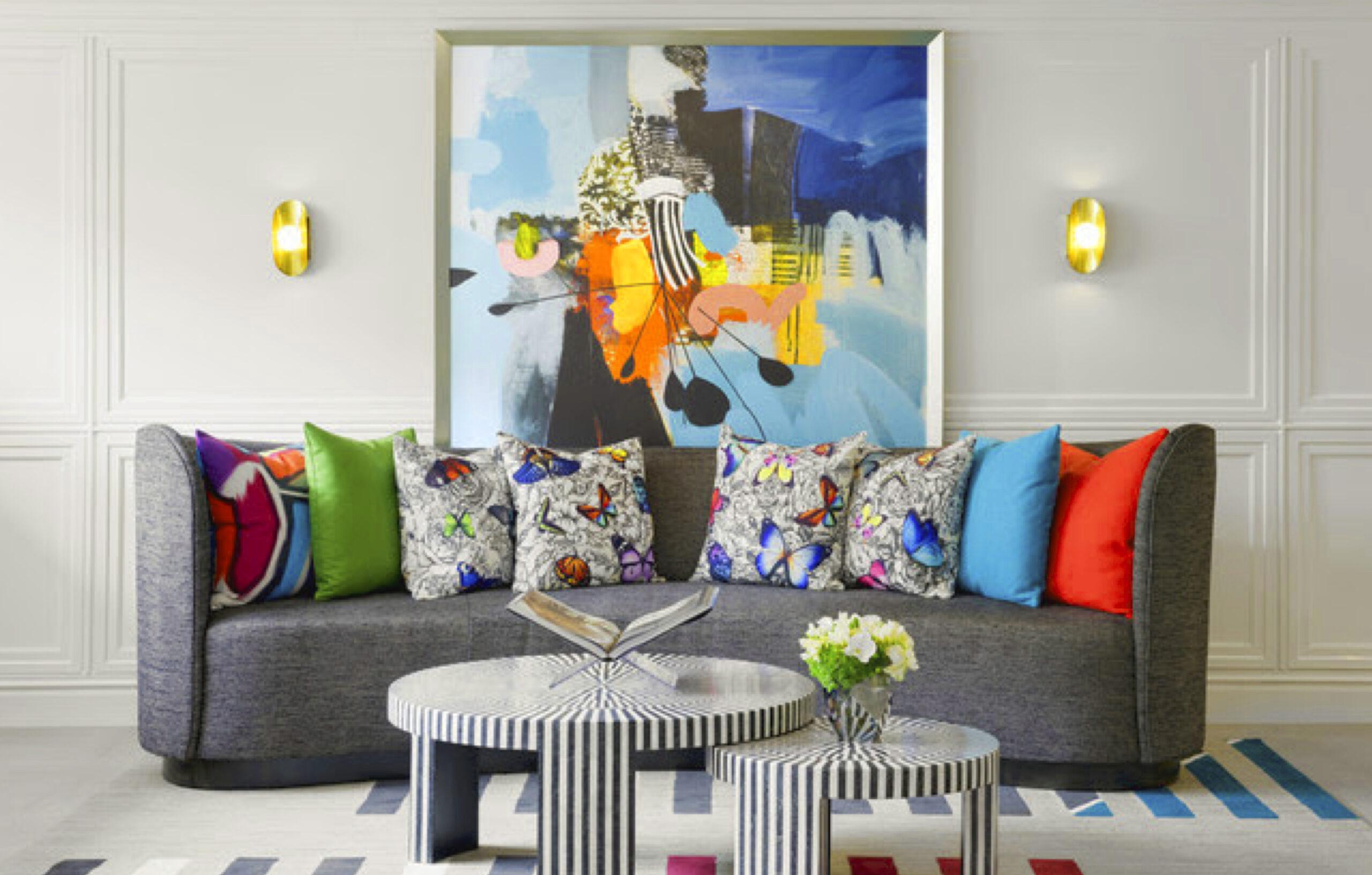 Le Parc Suite Hotel Unveils Stylish