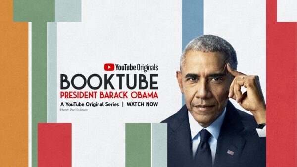 "BARACK OBAMA JOINS ""BOOKTUBE"""