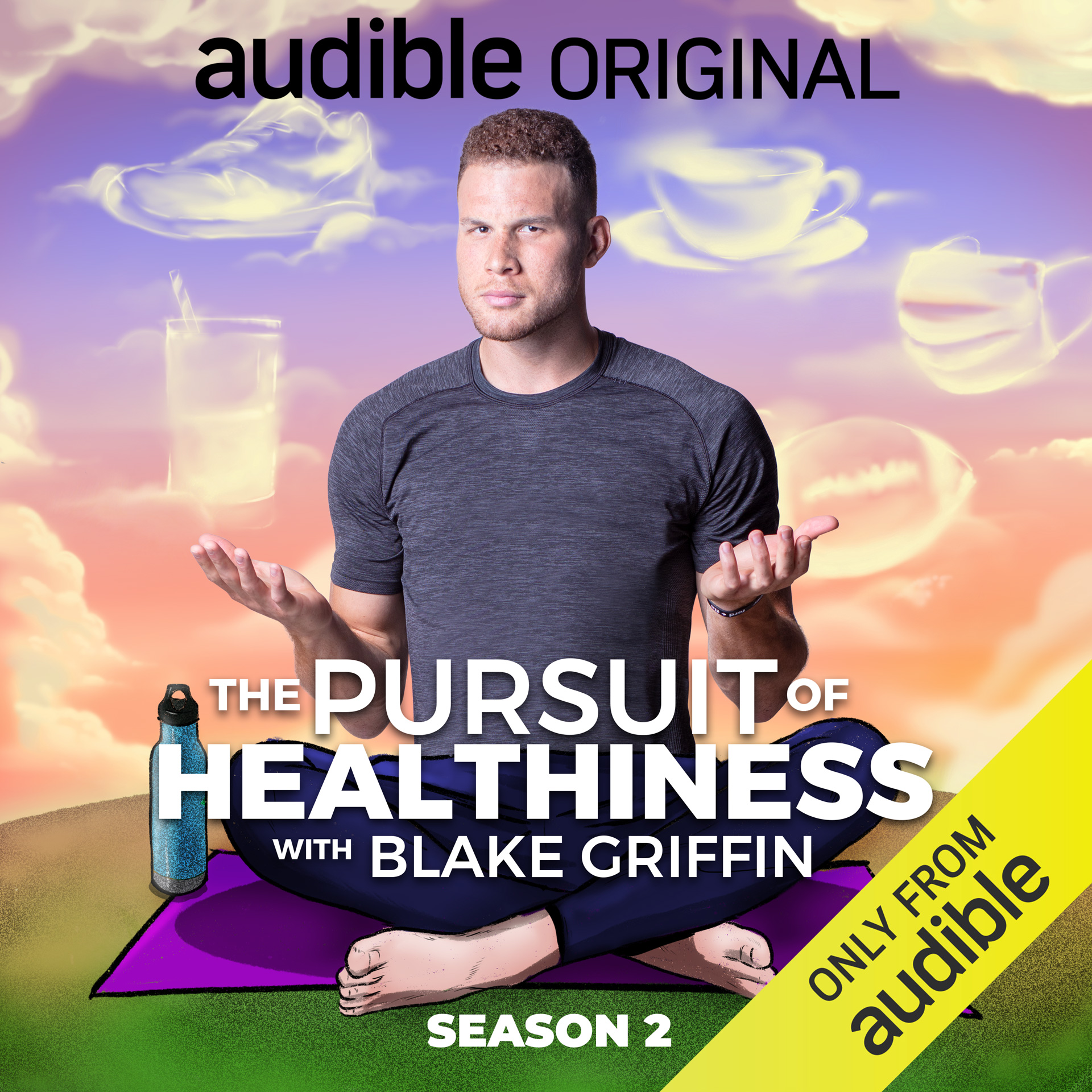 NBA All-Star Blake Griffin's Audible Original Podcast