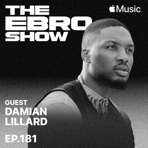 Damian Lillard, Apple Music, Making Music With Shaq & LeBron's Influence