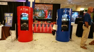 atms at convention
