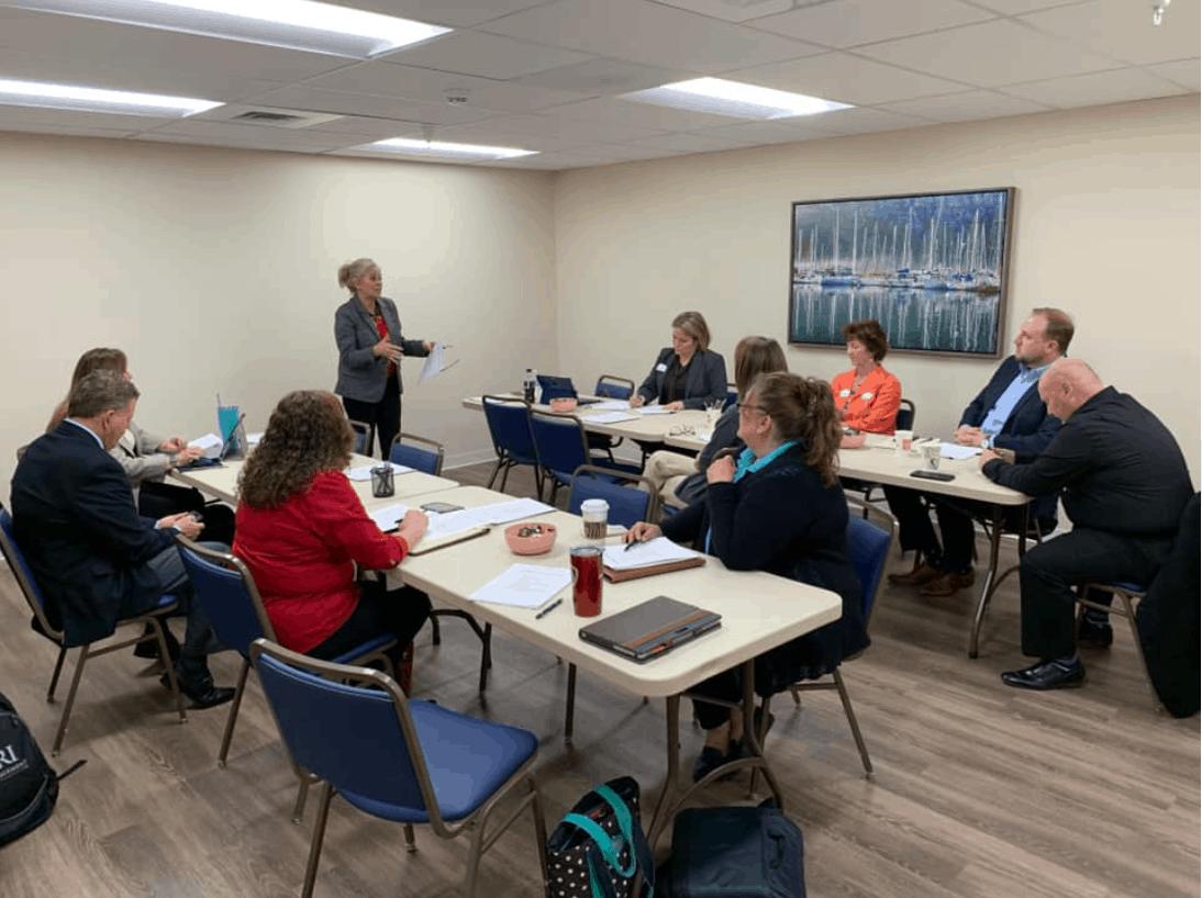 Executive Director Health Training