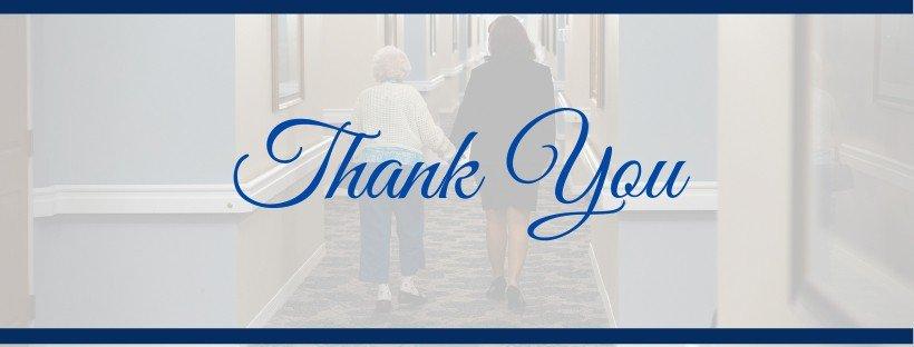 Thank You Staff