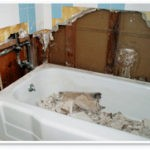 If you can buy a new bathtub for the same cost as having one refinished, why not just buy a new tub?