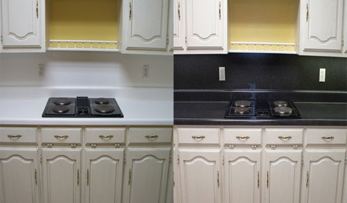 Formica Kitchen Countertop