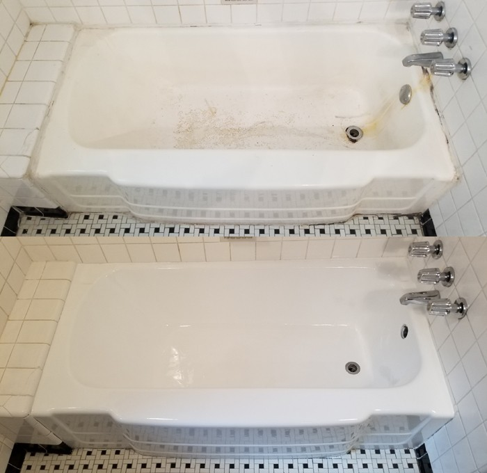 View Our Before And After Gallery Of Tub Shower And Sink