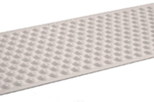 No-Suction-Cup Antislip Bathmat