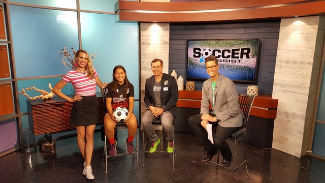 Soccer Assist: Helping Aspiring Soccer Players Get on the Field