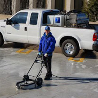 Power Washing Services - Pierce Property Services