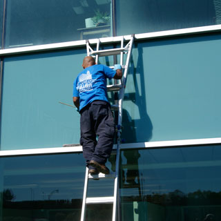 Window Cleaning Woburn - Pierce Property Services