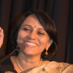 Uma Sridhar acceptance photograph cropped