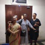 Urmi Rahman, Geeta Seshu, Laxmi Murthy.