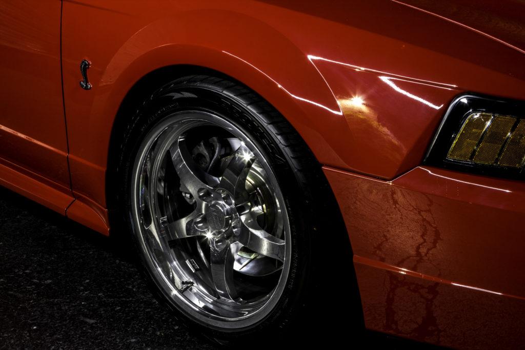 Cobra Front Wheel Fitment