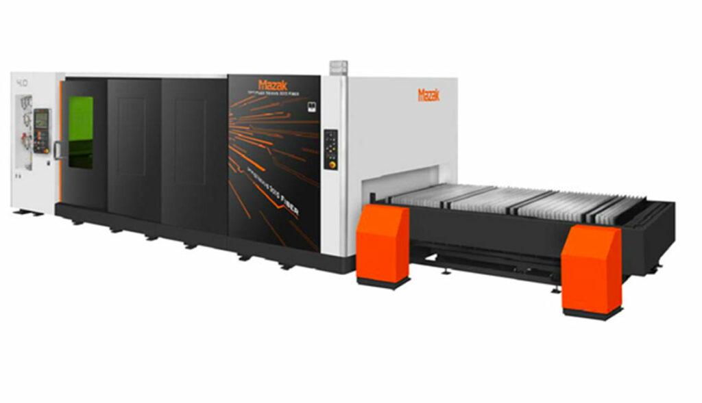 Mazak Laser Cutter machine
