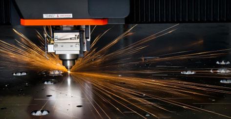 Mazak Laser cutting
