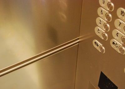 Custom Elevator Trim