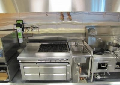 Custom Filler Sink Cabinet