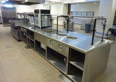 Custom Frontline Cabinet