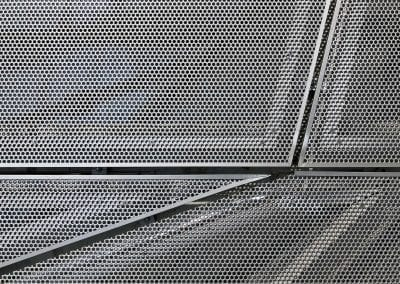 Custom Metal Perforated Panels