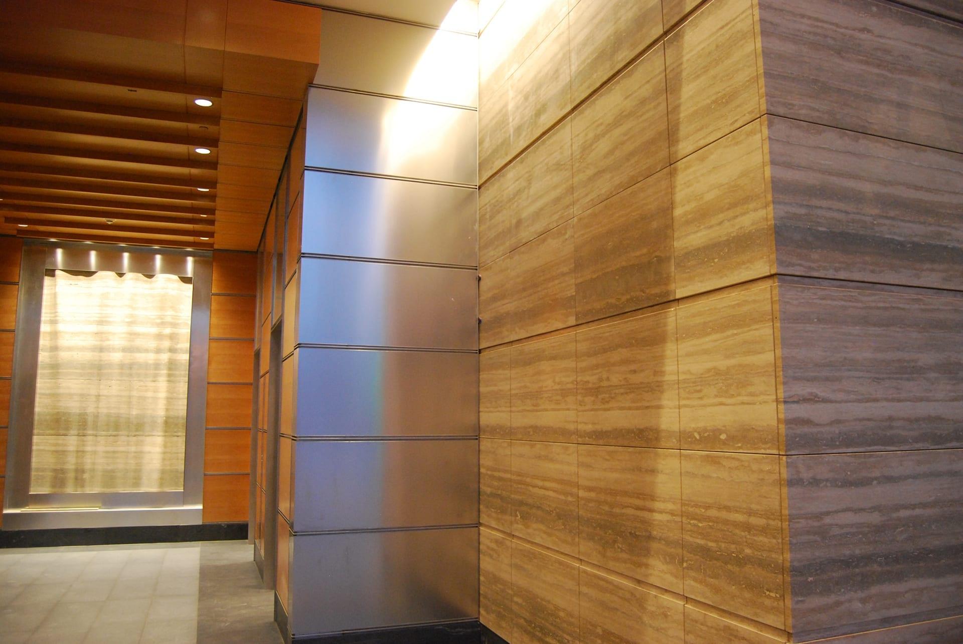 metal wall panels